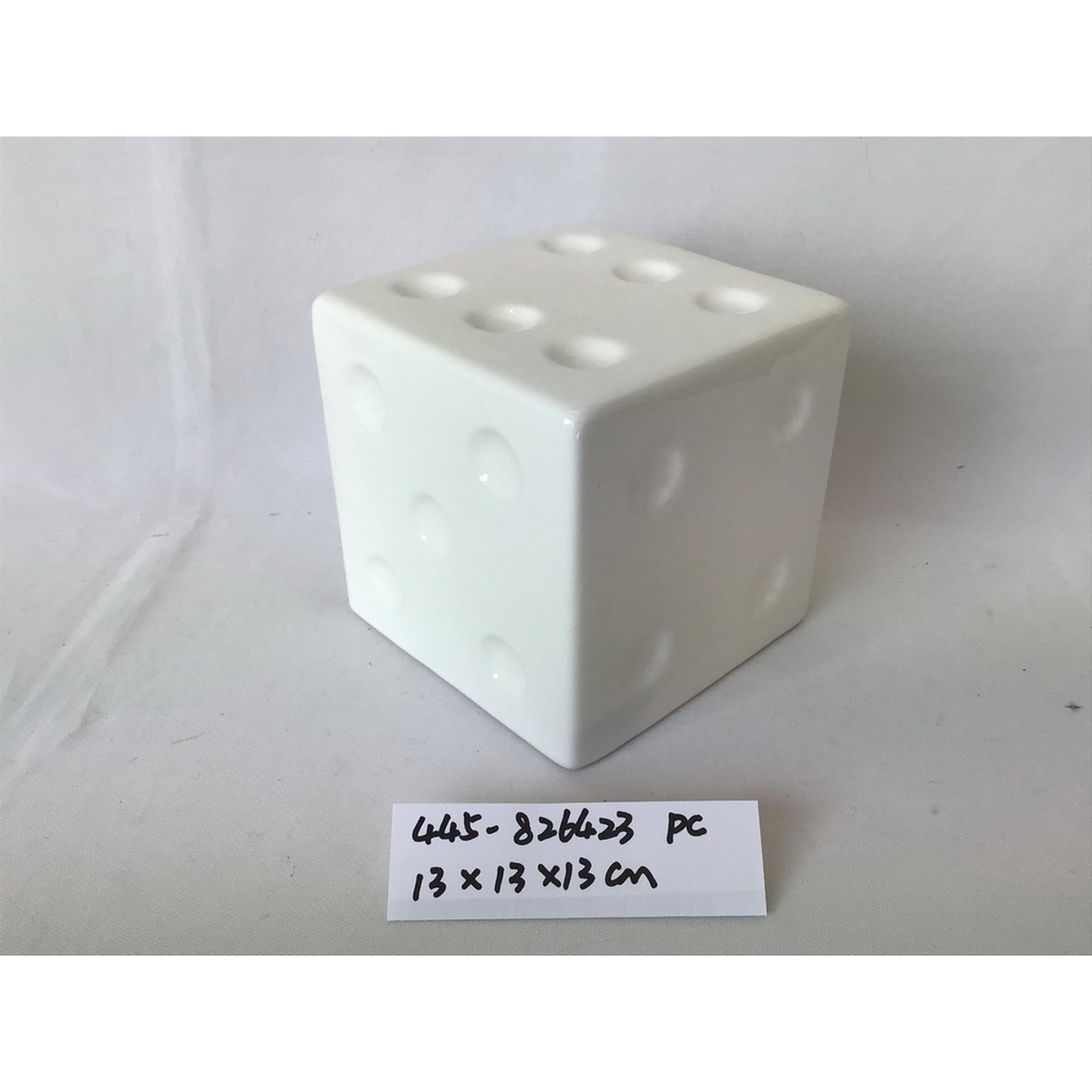 DADO DECOR 13X13X13CM - 445-826423