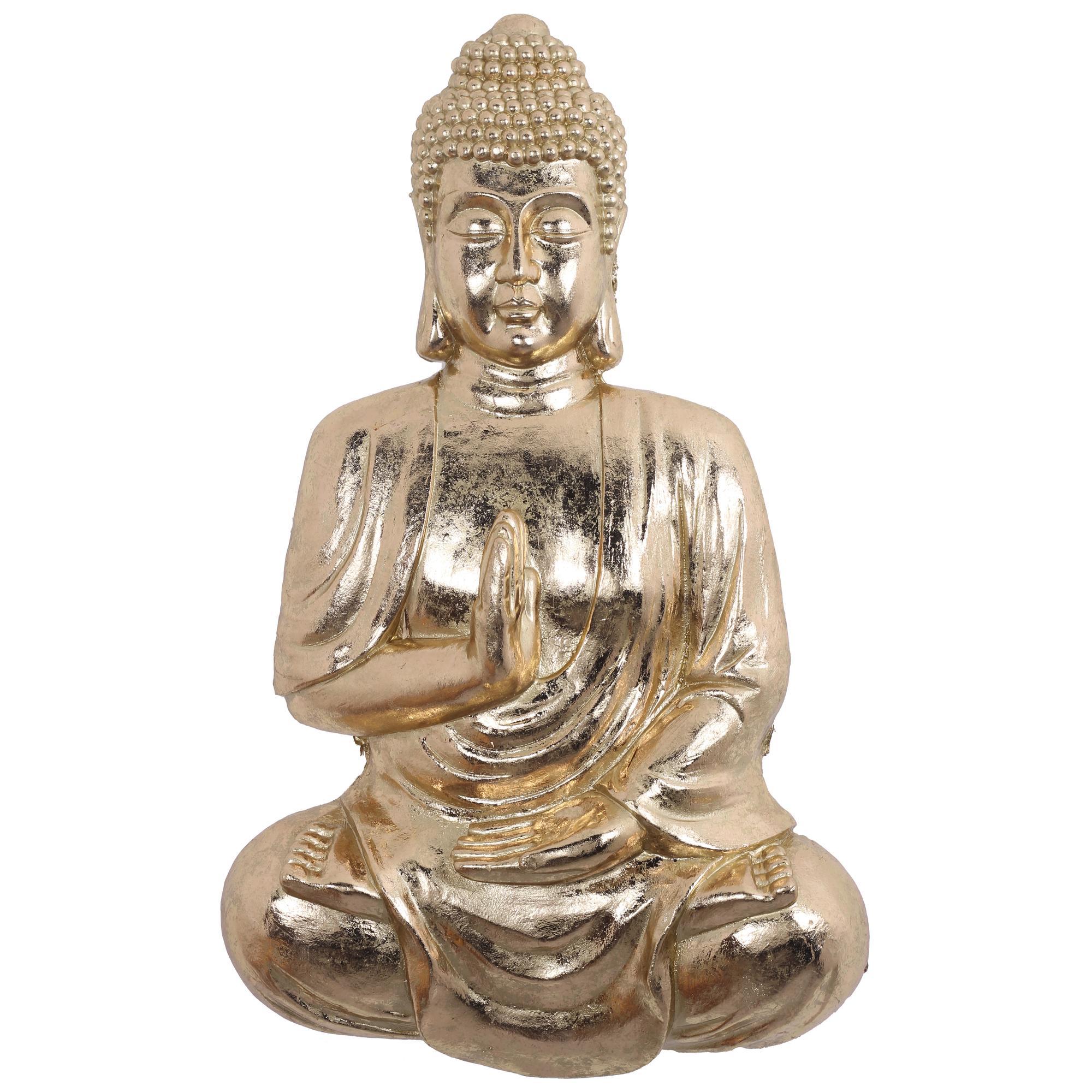 BUDDHA DECOR 43x70x11cm - 449-183539